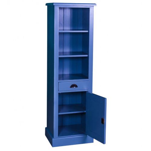 Colonne de salle de bain 1 porte - 1 tiroir