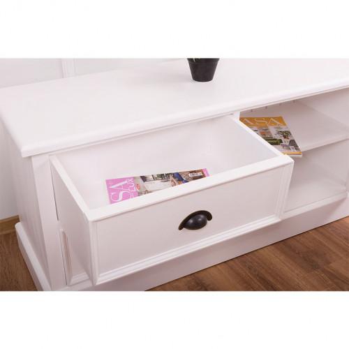 Meuble TV - 1 porte 2 tiroirs