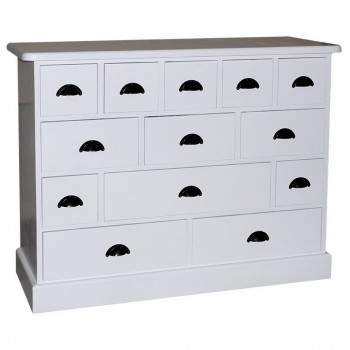Commode mercerie 13 tiroirs
