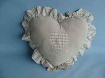 Coussin Coeur 35 cm