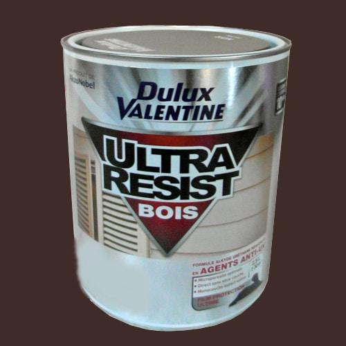 Peinture Ultra Resist Bois DULUX VALENTINE 0.5 L