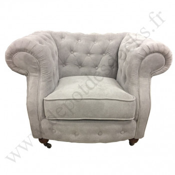 Fauteuil chesterfield WEMBLEY