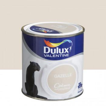 Peinture multisupports Crème de couleur DULUX VALENTINE 0.5 L