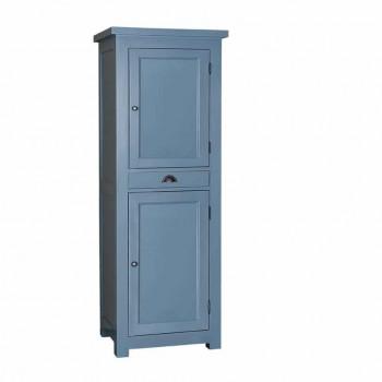 Colonne de cuisine 2 portes et 1 tiroir