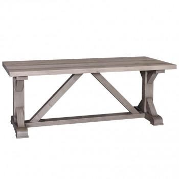 Table de ferme de style Monastère 210x90 cm