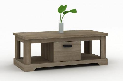 Table basse contemporaine 120x60cm CALGARY