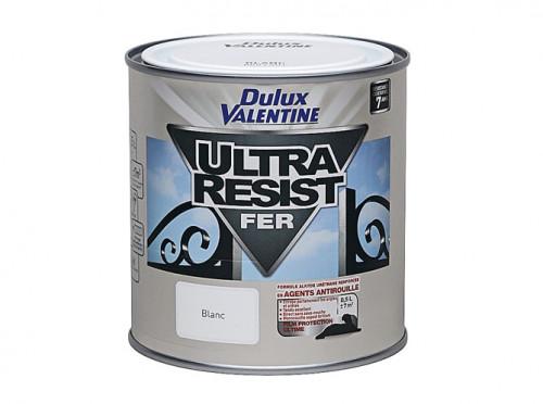Peinture Ultra Resist Fer DULUX VALENTINE 0.5 L