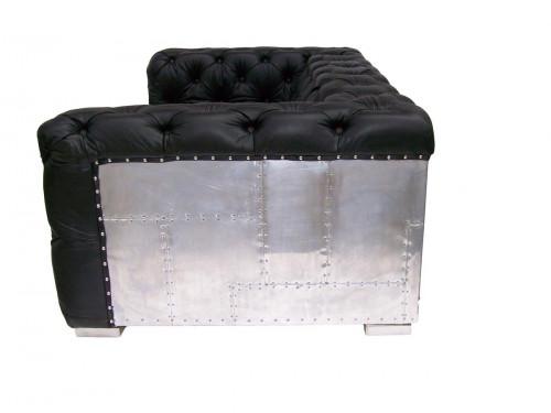Canapé le Chester Aéro mountaigne noir