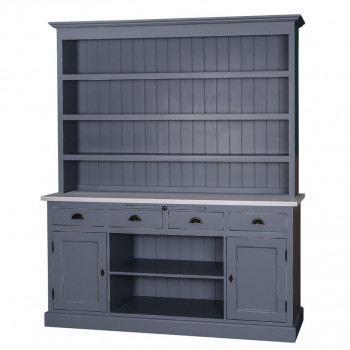Buffet 2 corps dressoir