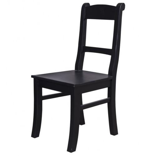 Chaise de style Louis Philippe à barrette