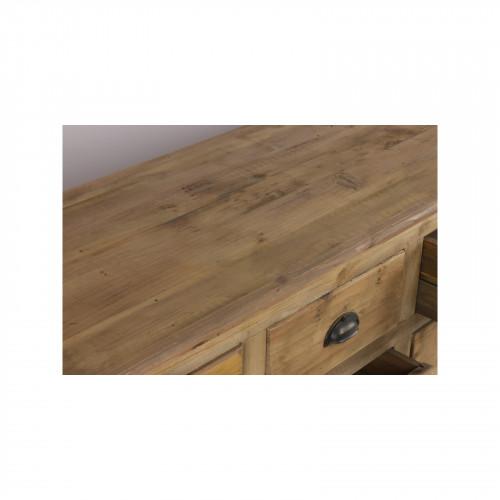 Enfilade «Amarillo» de métier en bois naturel vieilli