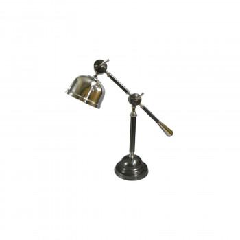 Lampe de bureau «Denver» en laiton