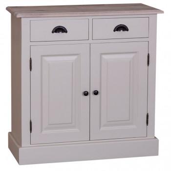 Petit bahut d'appoint - 2 portes et 2 tiroirs