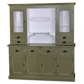 Buffet de cuisine 4 portes et 4 tiroirs