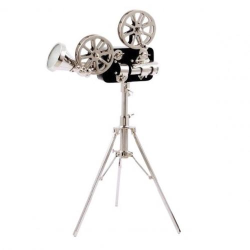 Lampe projecteur «Hollywood» - 88 cm