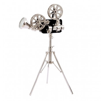 Lampe projecteur « Hollywood » - 88 cm