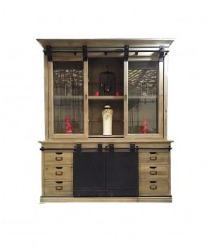 Grand cabinet industriel