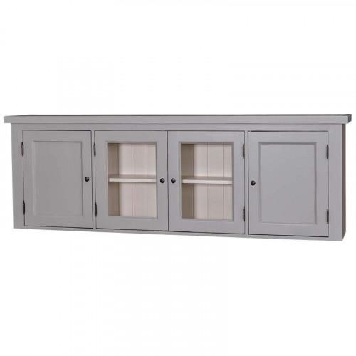 Meuble haut de cuisine ROMANE - 192x31x65 cm