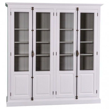 Bibliothèque 4 portes - ROMANE