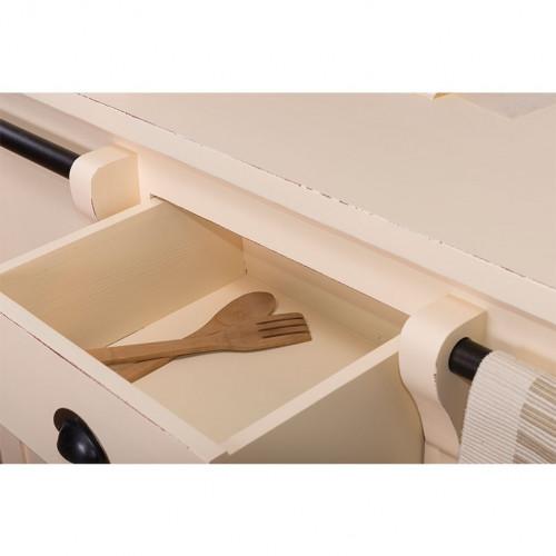 Ilot central de cuisine - 135x85xH90 cm
