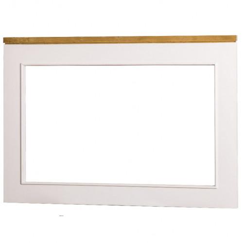 Miroir ROMANE en pin massif - 100x70