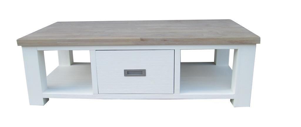 Table Basse Verone 130x70 En Acacia Massif Le D P T Des