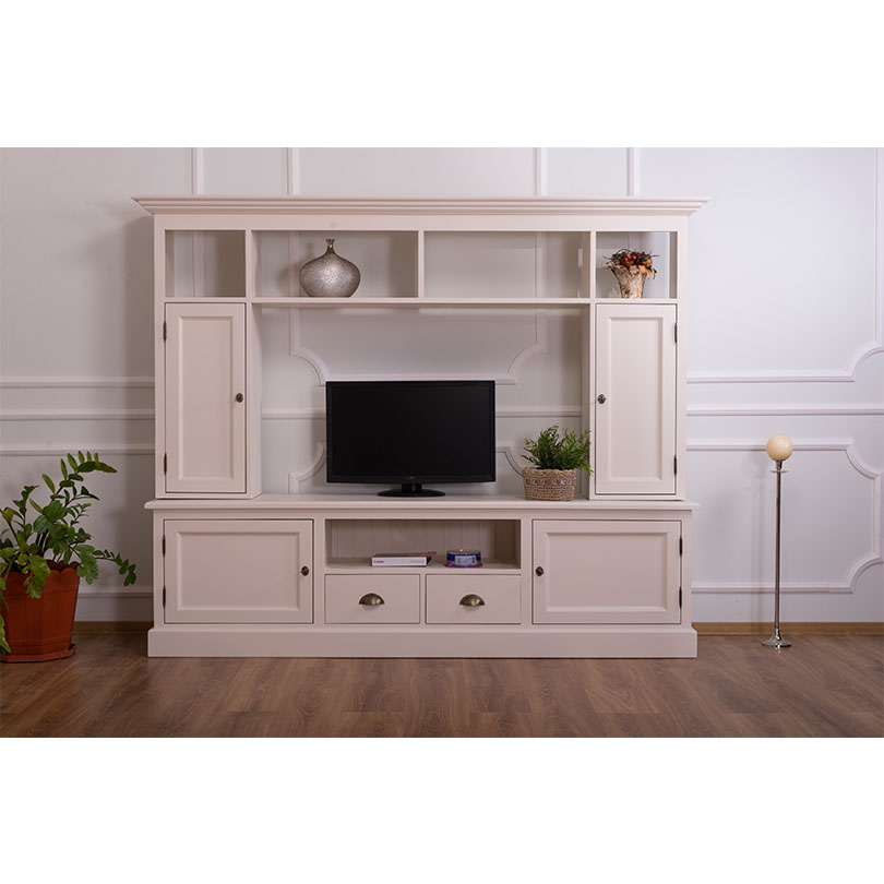ensemble meuble tv le d p t des docks. Black Bedroom Furniture Sets. Home Design Ideas
